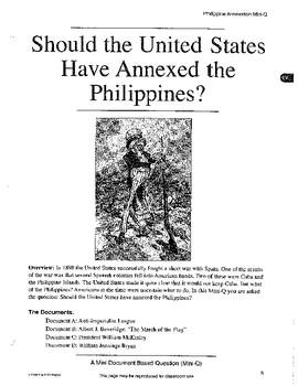 Philippines: DBQ
