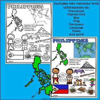 Philippines Fact Sheet