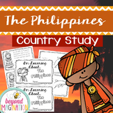 Philippines Booklet Country Study Project Unit