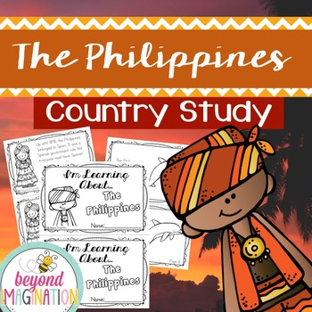 Philippines Country Study | 48 Pages for Differentiated Le