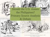 U.S. Imperialism in the Philippines: Source Analysis & Debate