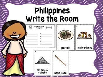 Philippines Write the Room