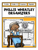 Phillis Wheatley Research Organizers for Projects