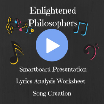Philosophers Through Song