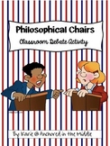 Philosophical Chairs Classroom Debate Activity
