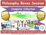 Philosophy Boxes - Complete Set (20 Lessons) (P4C - Philos