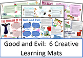Philosophy and Ethics: Good and Evil Learning Mats / Revis