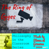 Philosophy in the Classroom: Caught You! The Ring of Gyges
