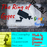 Philosophy in the Classroom: Ring of Gyges Lesson + GOOGLE