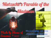 """Philosophy in the Classroom: """"The Parable of the Madman"""" b"""