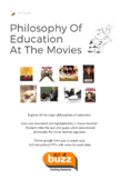 Philosophy of Education At The Movies  - Digital and Remot