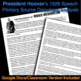 Philosophy of Rugged Individualism Speech Primary Source Activity
