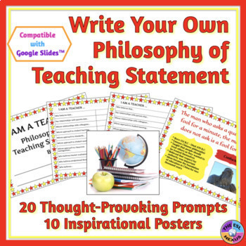 Describe Values & Beliefs About Education in a Philosophy of Teaching Statement