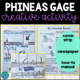 Phineas Gage Creative Activity
