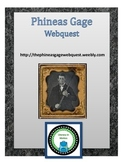 Phineas Gage Webquest Packet (Bonus Novel Quiz!)