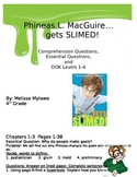 Phineas Gets Slimed Questions- Houghton Mifflin Harcourt Series