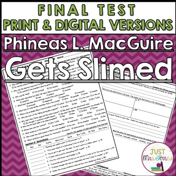 Phineas L. MacGuire Gets Slimed Final Test