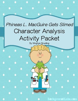 Phineas L. MacGuire Gets Slimed Character Packet