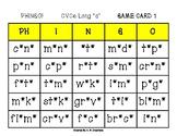 Phingo! CVCe Long Vowels (BINGO) Game PHONICS