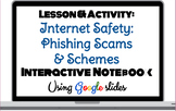 Phishing Scams & Schemes - Internet Safety