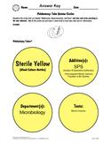 Phlebotomy Tube Review Circles Answer Key