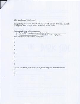 PhobiaPhilia page 2