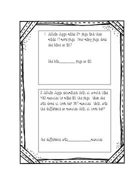 Phoebe Gilman Math Problem Solving