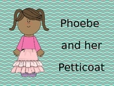 Phoebe and her petticoat - low la present slides