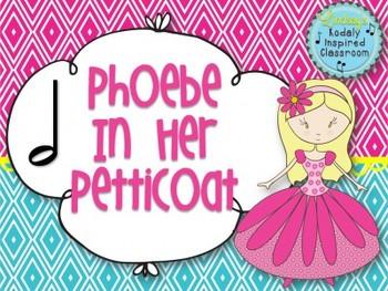 Phoebe in Her Petticoat