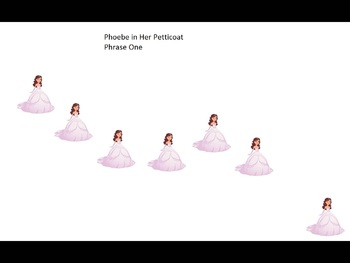 Phoebe in her Petticoat- Visual Representation- low la