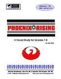 Phoenix Rising by Karen Hesse:  Grades 5-9