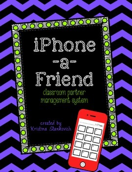 Phone A Friend: Classroom Partner Management