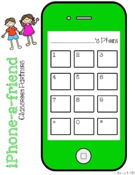 Phone A Friend: Classroom Partner Management