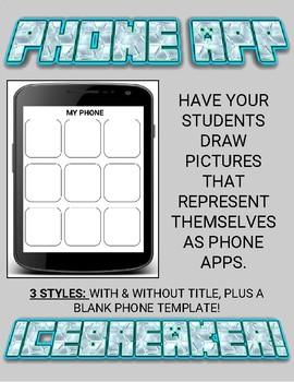 Phone App Icebreaker