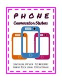 Phone Conversation Starters