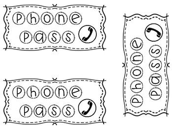 Phone Pass