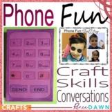 Phone Skills - 3D Phone Craft - Conversation Skills