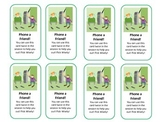 Phone a Friend Cards