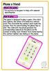 Maths Centre Game: Phone a friend- A numeral identificatio