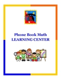 Phonebook Math Learning Center