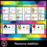 Phonemic Awareness - Phoneme Addition