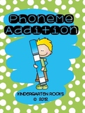 Phoneme Addition - Phonological Awareness Mini-lesson
