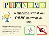 Phoneme Anchor Chart