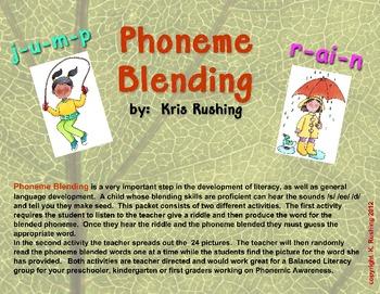 Phoneme Blending
