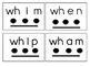 Phoneme Blending Digraphs Task Cards