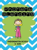 Phoneme Blending - Phonological Awareness Mini-lesson