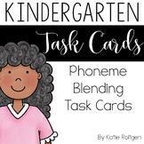 Phoneme Blending Task Cards