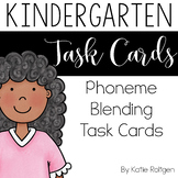 Phoneme Blending Task Cards