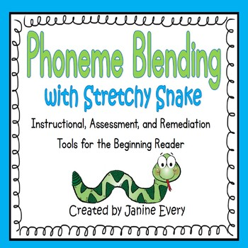 Blending Sounds CVC - Guided Reading RTI