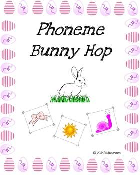 Phoneme Bunny Hop